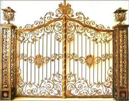 cổng sắt 10