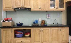 Những mẫu kính ốp bếp đẹp