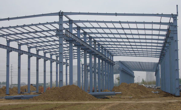 Một số loại khung kèo cho nhà thép tiền chế - Cung cấp vật liệu, vật tư xây  dựng