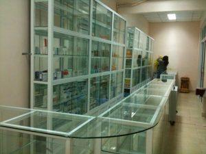 Mẫu tủ thuốc nhôm kính đẹp