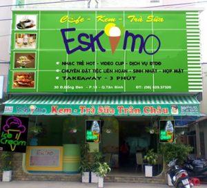 Biển bảng quảng cáo cửa hàng thực phẩm đẹp