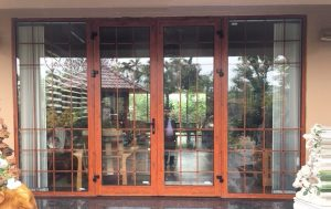 Mẫu cửa nhôm kính Xingfa đẹp