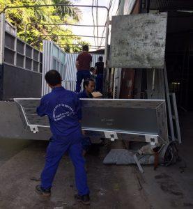 Nhận sản xuất thi công lắp đặt cửa nhựa lõi thép đẹp giá rẻ